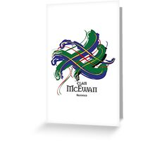Clan McEwan  Greeting Card