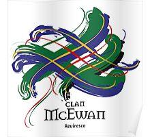 Clan McEwan  Poster