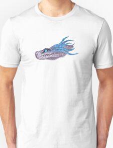 Blue Snake  Unisex T-Shirt