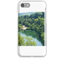 Adrenalin Quarry in Cornwall iPhone Case/Skin