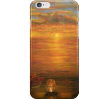 Florida Key's Sunset Dinner iPhone Case/Skin