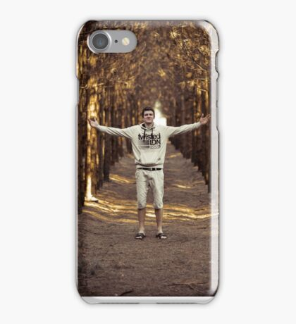 The Thetford Forests iPhone Case/Skin