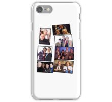 British Sitcoms iPhone Case/Skin