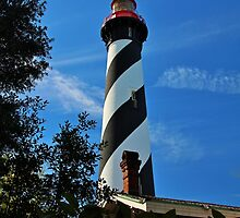 St Augustine Lighthouse by Michiale