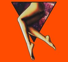 Legs Triangle by 10813Apparel