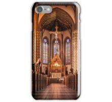 St Chads Catholic Cathedral, Birmingham  iPhone Case/Skin