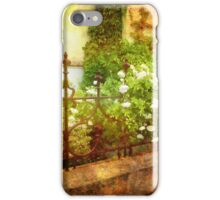 Chalmers Window iPhone Case/Skin