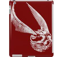 Golden Snitch iPad Case/Skin