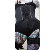 Painted Woman iPhone Case/Skin