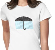 Unbrella Womens Fitted T-Shirt
