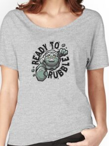 Ready To Rubble Tiny Women's Relaxed Fit T-Shirt