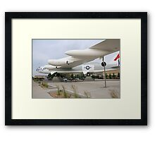 Wings Over The Rockies Museum Framed Print