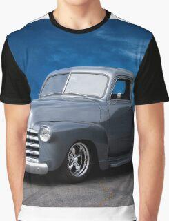 1953 Chevrolet 3100 Custom Pickup 'Dark Sky' Graphic T-Shirt