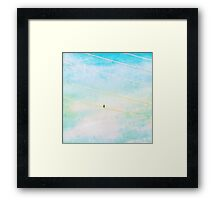 Bird on a Wire II Framed Print