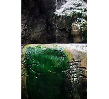 Japanese Fountain Photographic Print