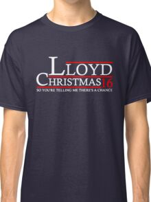 LLOYD CHRISTMAS 2016 DUMB AND DUMBER Classic T-Shirt