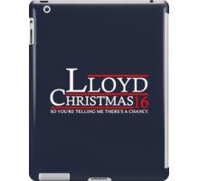 LLOYD CHRISTMAS 2016 DUMB AND DUMBER iPad Case/Skin