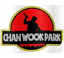 Chan Wook Park Poster