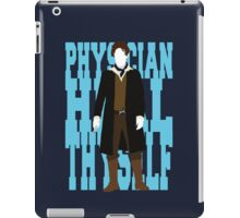 Quotable Who - Eighth Doctor iPad Case/Skin