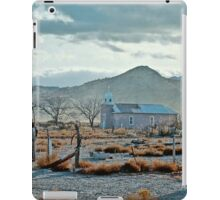 The Church At Santa Rita 1965 iPad Case/Skin