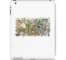 The Buddhist's Reply iPad Case/Skin