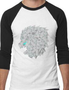 snow loin light Men's Baseball ¾ T-Shirt