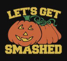 Let's get smashed pumpkins One Piece - Long Sleeve