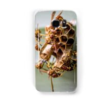 The Industry of Paper Wasps Samsung Galaxy Case/Skin