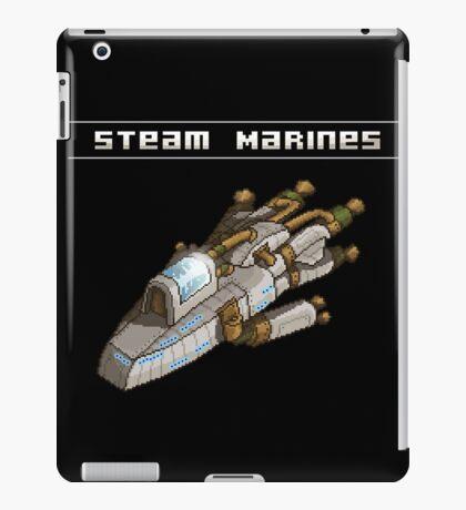 Steam Marines - I.S.S. Orion iPad Case/Skin