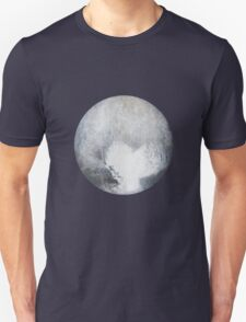 Pluto Drawing Unisex T-Shirt