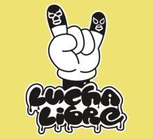 LUCHA-SIGN Kids Tee