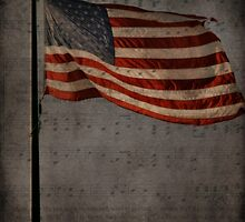American Flag by A.R. Williams