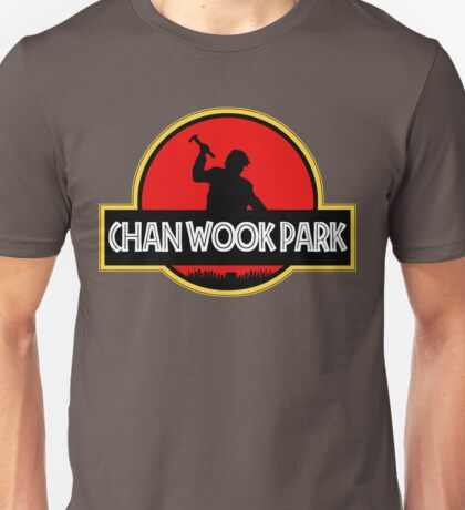Chan Wook Park Unisex T-Shirt