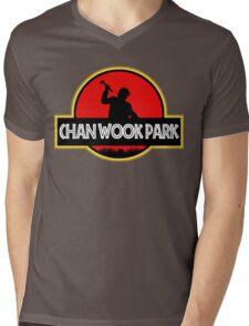Chan Wook Park Mens V-Neck T-Shirt