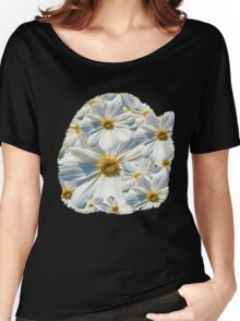 marguerites, daisy Women's Relaxed Fit T-Shirt
