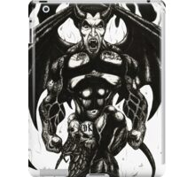Exercise Your Demons! iPad Case/Skin