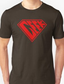 Geek Power (Transparent) Unisex T-Shirt