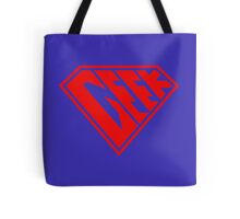 Geek Power (Transparent) Tote Bag
