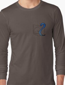 Sleepy Pocket Articuno Long Sleeve T-Shirt