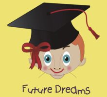 """""""Toon Boy 1""""  Dreams of the Future T-shirt & Leggings by Dennis Melling"""