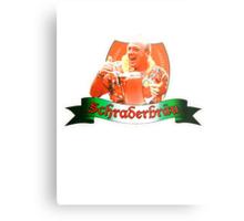 Schraderbrau Beer.  Metal Print