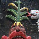 Exekatlkalli Mural by Diego Rivera by Allen Lucas