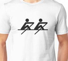 Rowing paddle team Unisex T-Shirt