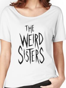 The Weird Sisters - Black Women's Relaxed Fit T-Shirt