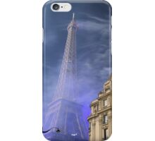 Ghost tower iPhone Case/Skin
