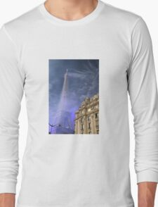 Ghost tower Long Sleeve T-Shirt