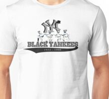 New York Black Yankees Unisex T-Shirt