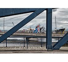 Art in Scotland Photographic Print