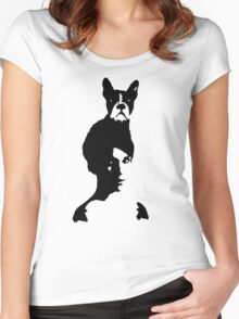Bed Head #1 Women's Fitted Scoop T-Shirt