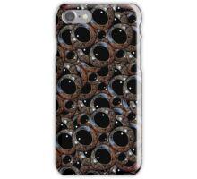Alien Eyes Pattern iPhone Case/Skin